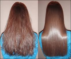 Картинки по запросу картинки с химией и выпрямление волос