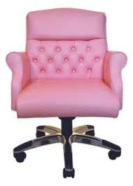 the pink chair stiletto would love to have that in my office chesterfield presidents leather office chair amazoncouk