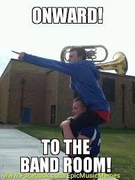 Daily Band Memes via Relatably.com