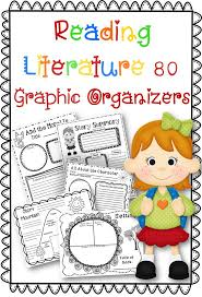 5302 best ideas about thanksgiving language arts ideas on common core graphic organizers for reading literature grades these help students visualize more concretely what they need to get out of assigned reading