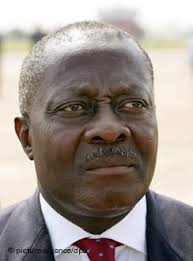 Ghana's Foreign Minister Akwasi Osei-Adjei. It's not the first time, however, that a German state has paired up with an African nation. - 0,,2871382_4,00