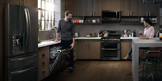 black appliance matte seamless kitchen:  images about lg black stainless steel a on pinterest cleanses freezers and technology