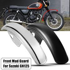 56cm 22.05inch <b>Motorcycle Front Fender Flares</b> Mud Flaps Mud ...