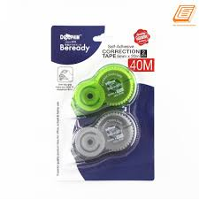 Dolphin - Self-adhesive Correction Tape <b>2 pcs</b> - <b>5mm x</b> 20 m - (DOL ...