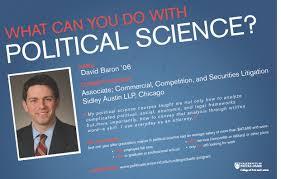 undergraduate program department of political science baron boyle