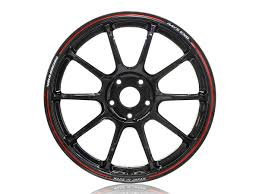 <b>Rays Volk</b> Racing ZE40TA Wheel - Single - Black, <b>Performance</b> ...