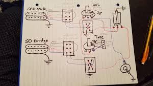 wiring color code for se model g b pickups official prs guitars