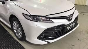 Антигравий Киев <b>Чёрная</b> крыша STEK DYNOblack Toyota Camry ...