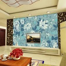 room elegant wallpaper bedroom: classical elegant flower natural floral wallpaper mural rolls for wall d living room bedroom restaurant tv building mall decor