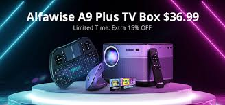 <b>Alfawise A9</b> Plus and other TV Boxes Deals at Gearbest ...