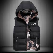 2019 2018 New <b>DAIWA</b> Fishing Vest Outdoor Sport Plus Size Men ...