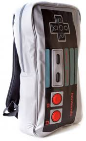<b>Рюкзак</b> Nintendo: Big NES Controller - купить по цене 4590 руб в ...