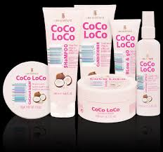 <b>CoCo LoCo</b> · <b>Lee Stafford</b> · The Hairdresser