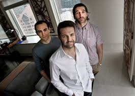 khaled hosseini m d academy of achievement khaled hosseini author of the kite runner khalid abdalla and david benioff the star and screenwriter of the motion picture version of his novel