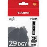 Купить <b>картридж Canon PGI</b>-<b>29DGY</b> (4870B001) | Интерлинк