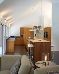 vaulted ceiling lighting kitchen modern with breakfast bar cabinet front1 awesome pendant lighting sloped ceiling