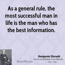 Benjamin Disraeli Quotes | QuoteHD via Relatably.com