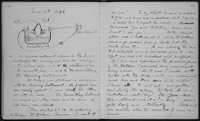 image of notebook by alexander graham bell from to  image 22 of notebook by alexander graham bell from 1875 to 1876 library of congress