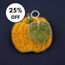 <b>Velvet</b> pumpkin brooch <b>gift</b> for girlfriend on <b>Halloween</b> in 2020 ...