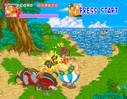 Asterix (Mame)
