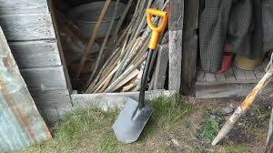 Малая <b>штыковая лопата Fiskars Solid</b> 131417 - косяки, доводка ...