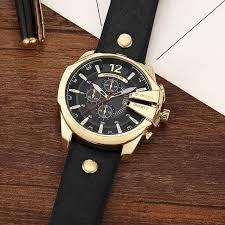 Online Shop <b>Men Watch</b> 2019 <b>CURREN Men's</b> Quartz Wristwatches ...