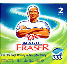 mr clean magic eraser duo cleaning pads ct com