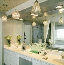 4 clean bathroom with the right suspension light 4 suspension lights backlit mirrors and bathroom lighting bathroom pendant lighting vanity light
