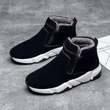 Winter Suede <b>Men</b> Snow <b>Fashion</b> Sneakers Man <b>Snow Boots</b> Shoes ...