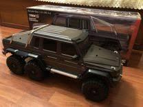 <b>Радиоуправляемая машина traxxas TRX-6</b> Mercedes-Ben купить в ...