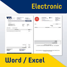invoice quote template excel word xero active pdf tradie packs business forms invoice quote templates