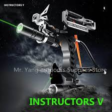 <b>Powerful Catapult Full Set</b> Fishing Slingshot Arrow Laser Slingshot ...