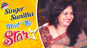 singer sunitha meet the star interview celebrities exclusive singer sunitha meet the star interview celebrities exclusive interviews telugu filmnagar