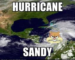 The Daily Geek: Hurricane Sandy Edition - MTV via Relatably.com