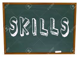 learn new skills word on chalkboard encouragement to take training learn new skills word on chalkboard encouragement to take training course to improve yourself and succeed