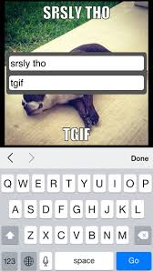 Caption Meme Generator - captions for photos creator and image ... via Relatably.com