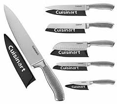 Cuisinart 6-<b>Piece</b> Knife Set Stainless <b>C77SS2</b>-6PPC7 - Best Buy