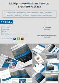 12 modern business brochure psd templates premium templates business services package bundle business services packagebundle