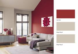 Red Wall Living Room Decorating Wall Colors For Living Room With White Furniture Design Sans Paint