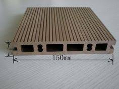 <b>Factory direct sale</b> high quality wood plastic composite decking wpc ...