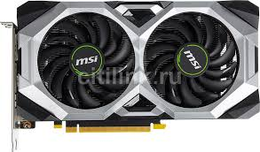 Купить <b>Видеокарта MSI</b> nVidia <b>GeForce RTX</b> 2060SUPER , RTX ...
