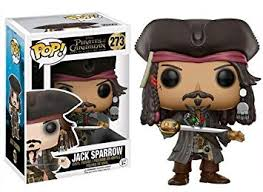 Buy <b>Funko Pop</b> Disney Pirates of The Caribbean <b>Jack</b> Sparrow ...