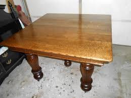 elegant square black mahogany dining table:  images about oak oak tiger oak luv on pinterest remember this