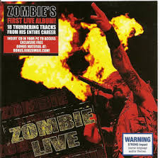 <b>Rob Zombie</b> - Zombie <b>Live</b> | Releases | Discogs