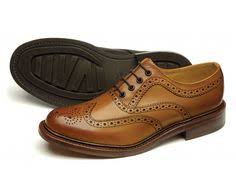 Loake Gable Dark Brown - Size 9 G - Clearance - Men's Quality ...