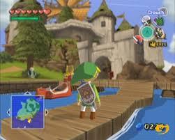 Now this is #Zelda's debut for the #Nintendo #GameCube! #ZeldaWindwaker #VideoGames