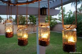 diy outdoor mason jar chandelier diy inspired build diy mason jar chandelier