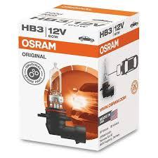 <b>Osram</b> / Sylvania 9005 <b>HB3 12V 60W</b> Original Line High ...