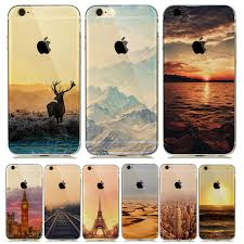<b>Nature</b> Scenery Landscape Case for coque iPhone 5s SE 6 6s ...