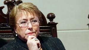Resultado de imagen de Bachelet